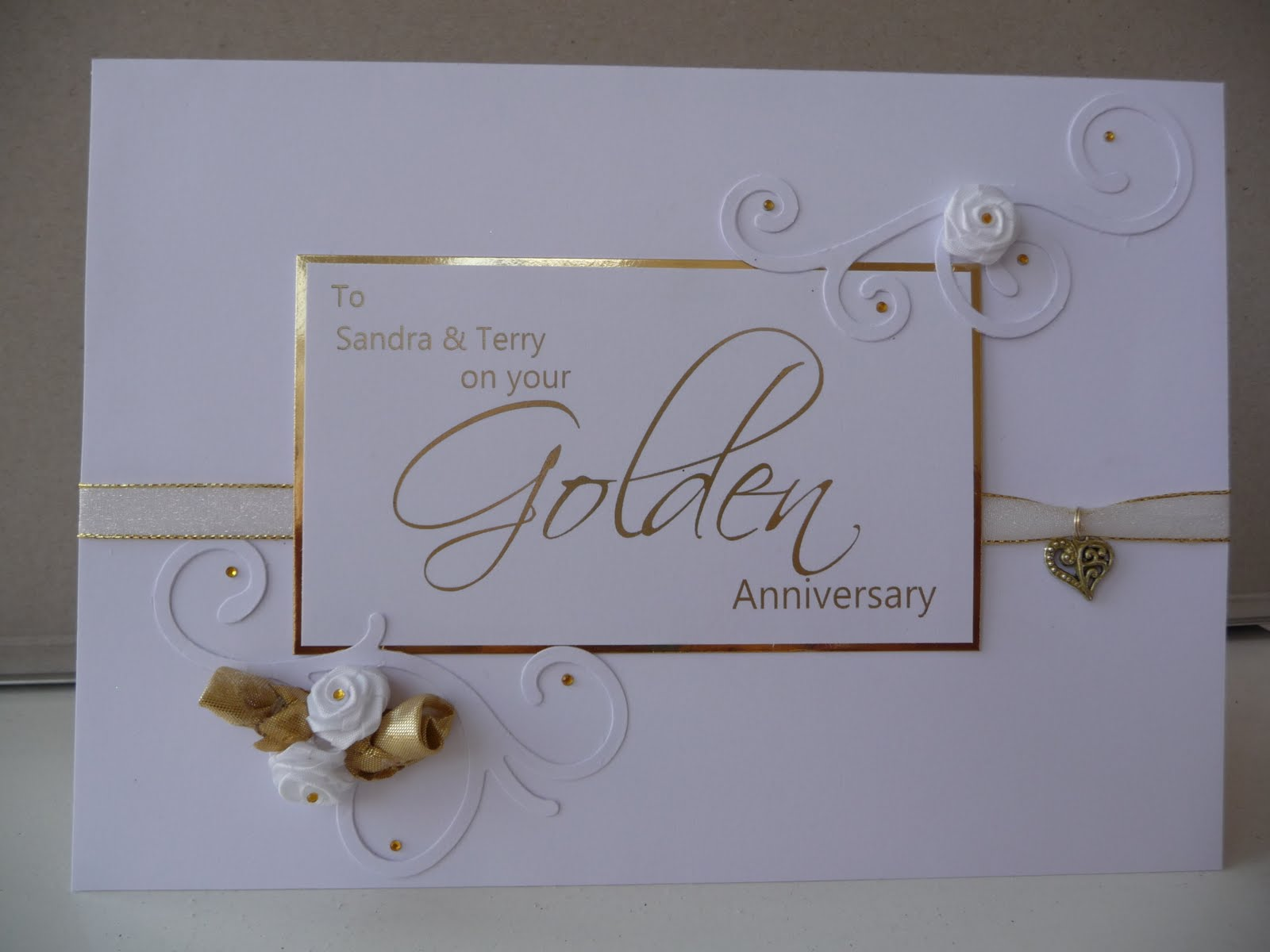 lizy's house of cards golden wedding