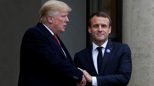 """Trump quiere una """"Europa fuerte"""" tras tildar de """"insulto"""" la creación de un ejército paneuropeo"""