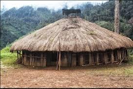 Keunikan-Rumah-Adat-Papua-Barat-Gambar-dan-penjelasan