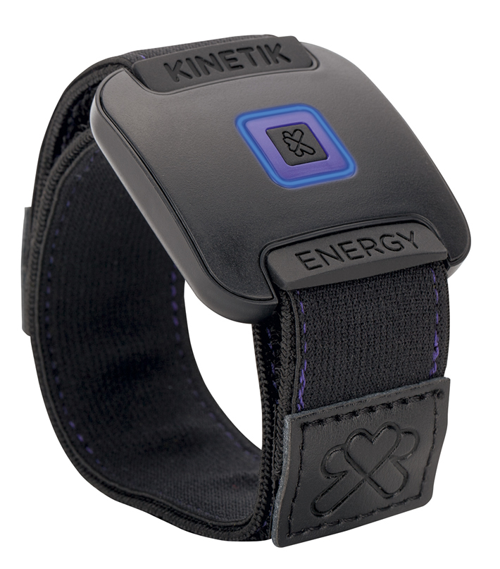Win Kinetik Energy's Exercise and Fitness Tracker