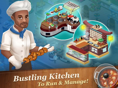 Download Star Chef Mod Apk Terbaru gratis di akozo.net, mod money berfungsi untuk membeli semua fitur/item yang diperlukan untuk mengembangkan permainan, download star chef mod, world chef mod apk download, star chef mod apk, download game star chef apk, download world chef mod apk terbaru, world chef mod apk offline, world chef mod, download my cafe mod apk,Nama : Star Chef Apk, Kategori : Santai, Simulasi, OS : 4.2+, Developer : 99Games, Mod : Unlimited Money, Mode : Offline / Online,