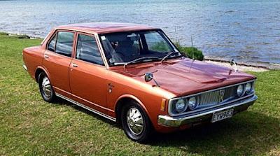 Toyota Corona 72