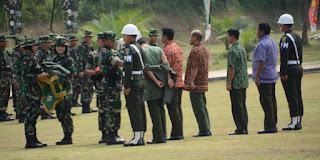 Karena Terbukti Konsumsi Narkoba Akhirnya 5 Prajurit Kodam Sriwijaya resmi dipecat - Naon Wae News