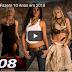 Confira em vídeo algumas músicas que fazem 10 anos em 2018