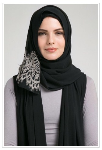 Trend Model Hijab Modern Spesial Lebaran