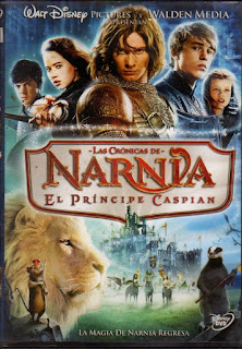 The Chronicles of Narnia: Prince Caspian [Latino]