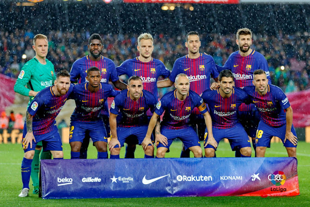 Equipos de f tbol barcelona contra sevilla 04 11 2017 - Socios del sevilla 2017 ...