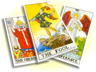 Cartas del tarot. Imagen de 'tarotdelaverdad.net'