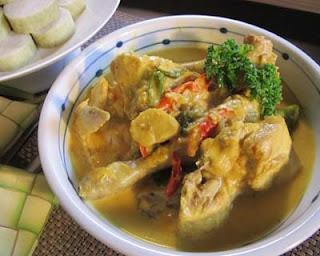 Resep Opor Ayam Spesial Lebaran