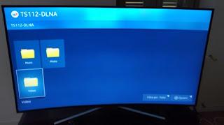 DLNA Server TV