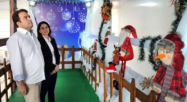 Anápolis: Caravana Natal de Coração começa nesta Segunda-feira, 19