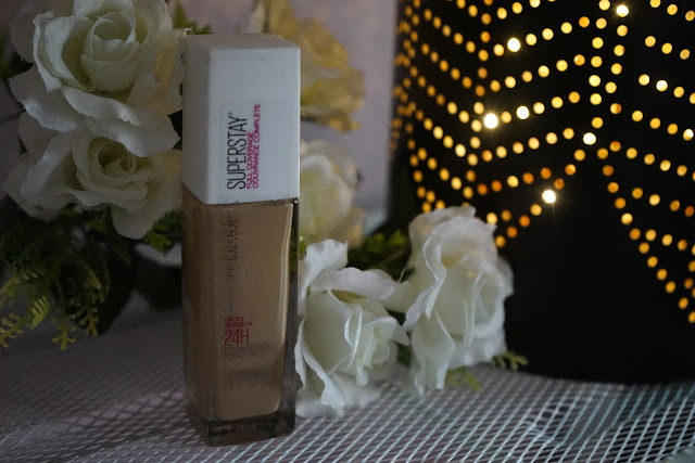 TSM Review: Maybelline 24 hours Superstay Foundation; Yay or Nay?