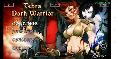 Tehra Dark Worior Highly Compressed