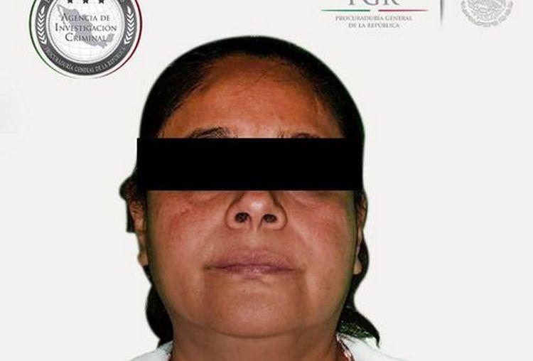 Cae 'La Gorda', hermana del líder de Los Rojos
