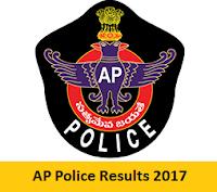 AP Police Results 2017
