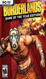 Borderlands Game of the Year Edition - Borderlands Game of the Year Enhanced-PLAZA