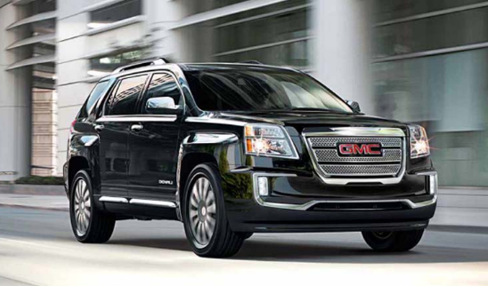 GMC Terrain 2018 Reviews, Redesign, Change, Rumors, Engine, Release Date