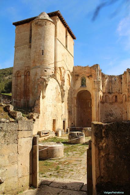 San Pedro de Arlanza, Burgos, Castilla y León