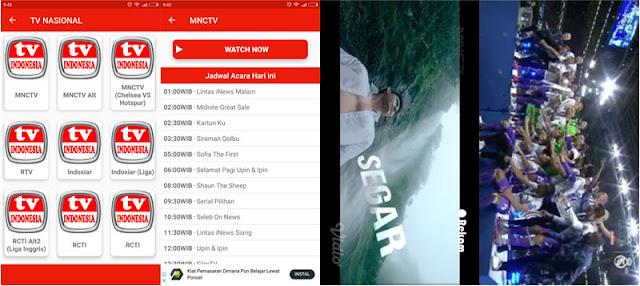 Download Aplikasi TV Online Android Gratis