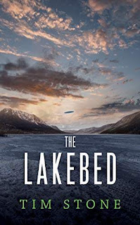 The Lakebed - a freakish mystery book promotion Tim Stone