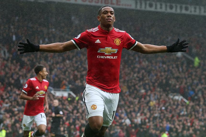 5 Kandidat Tim Baru Anthony Martial