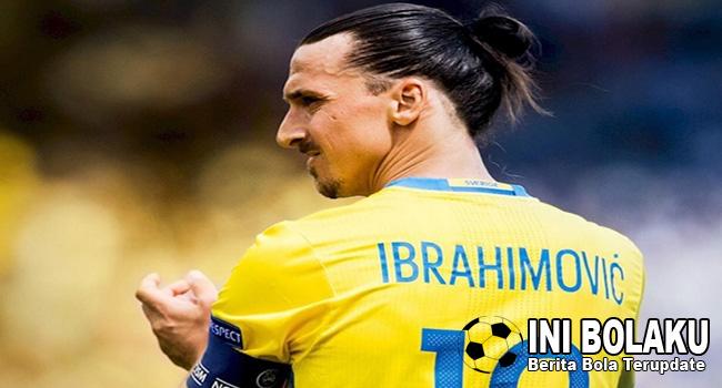 Alasan Ibrahimovic Tak Dibawa Swedia Ke Piala Dunia 2018
