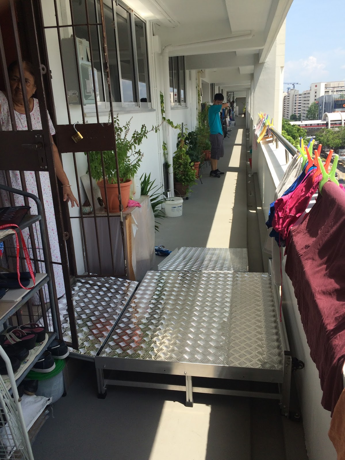 Delcon Technology (S) Pte Ltd: WHEELCHAIR RAMPS AND