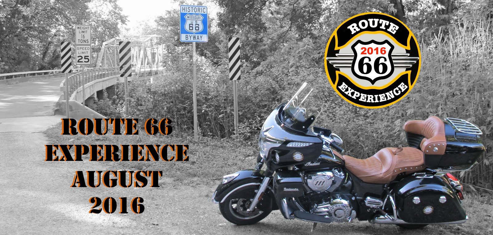 Route 66 Experience 2016