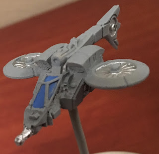 Epic Squat Gyrocopter proxy Khazari Valkyrie Transports Nuln Oil Tutorial
