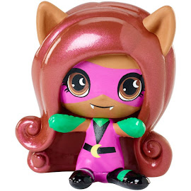 MH Power Ghouls II Clawdeen Wolf Mini Figure