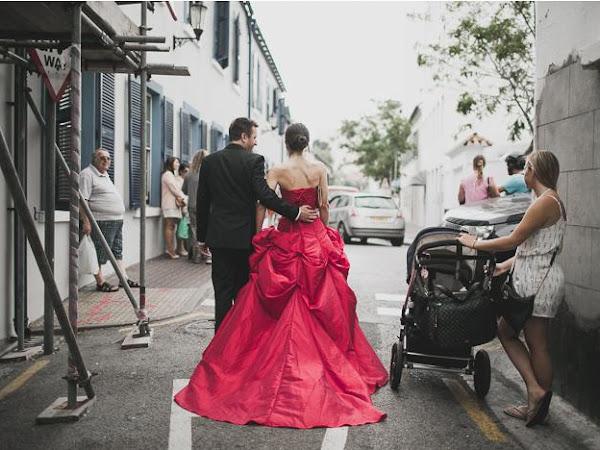 Matthew & Rimma - Elopement Wedding en Gibraltar