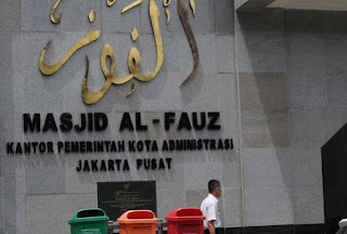 korupsi masjid
