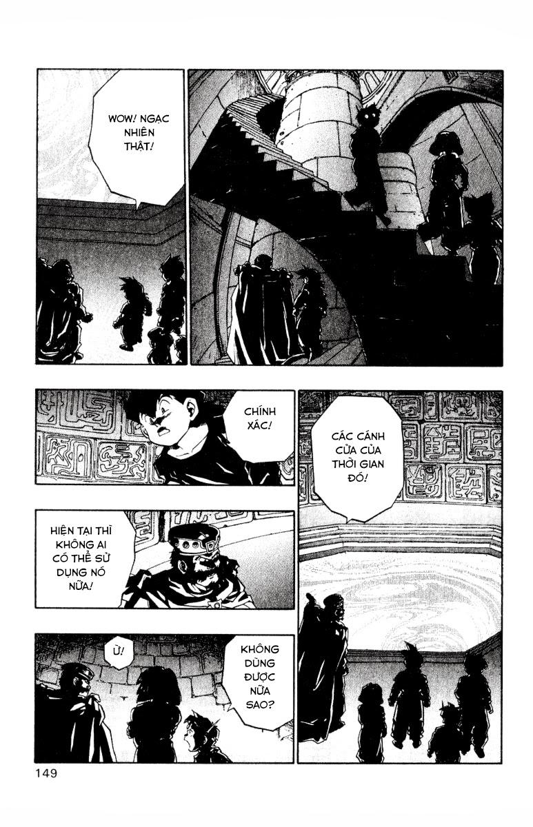 Dragon Quest: Emblem of Roto chap 33 trang 10