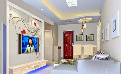 Creative Ceiling Architectural Design Ideas 8
