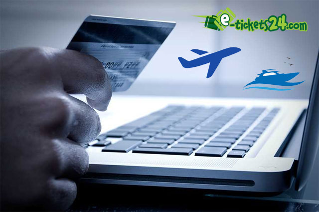 e-tickets24.com - Online Booking