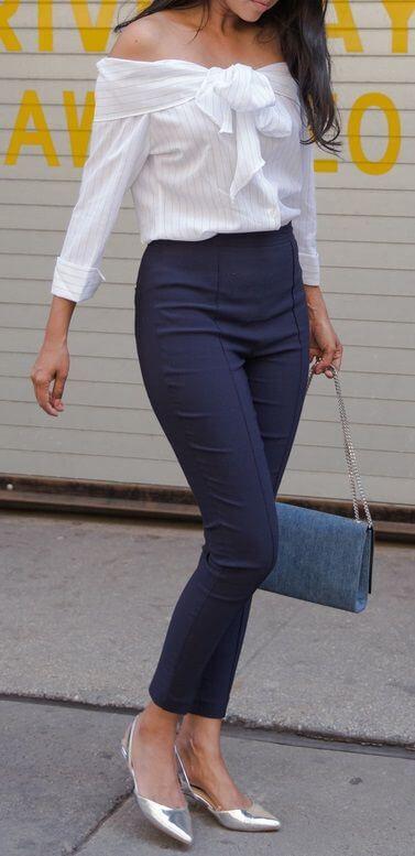 look estilo contemporâneo
