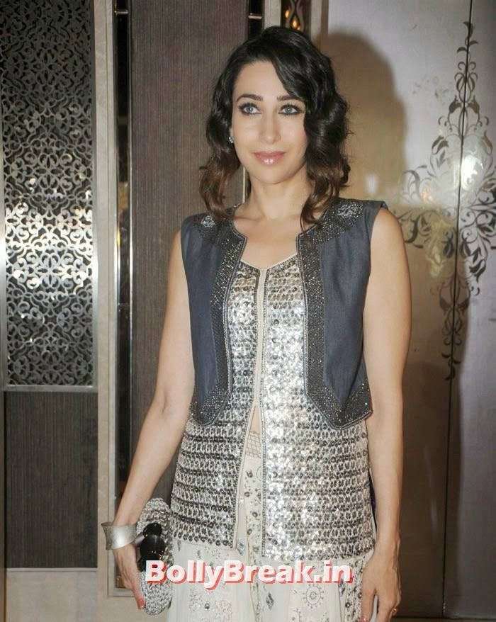 Karisma Kapoor, Karisma Kapoor Inaugurates Glamour Jewelry Exhibition