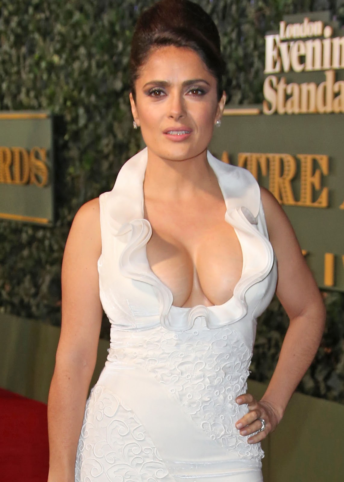 A Slice of Cheesecake:... Salma Hayek