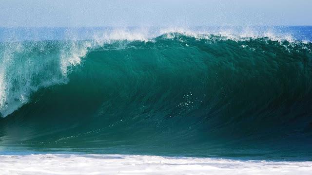 Marinha emite alerta para mar com ondas de até 4 metros em Pernambuco, Paraíba e Rio Grande do Norte