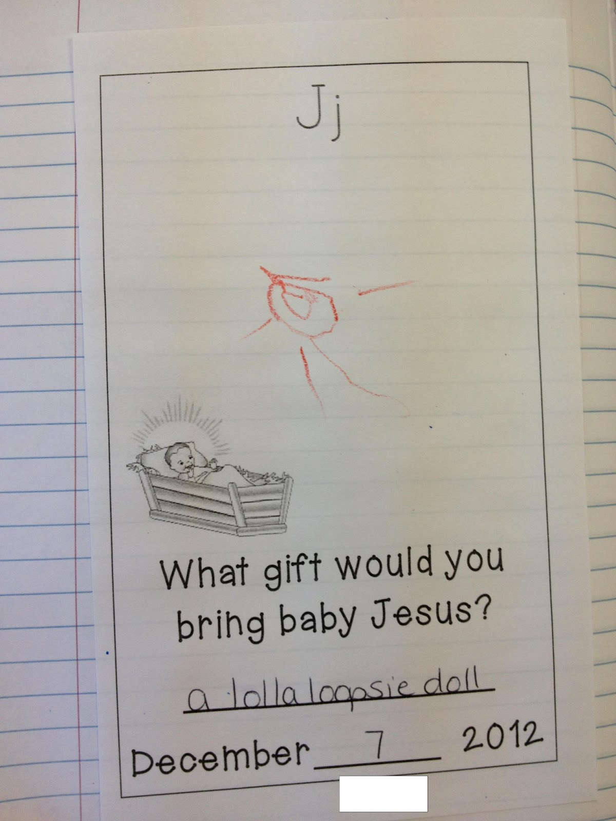 From The Hive Preschool Journals