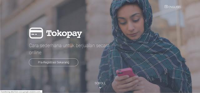 Tokopay - Cara Mudah Mendapatkan Bonus 50 ribu dari Situs Jual Beli Belanja Online