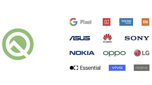 Logos verschiedener Partner