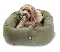 Best Dog Bed For Puppies - Suede Dog Bed By Majestic Pet Products