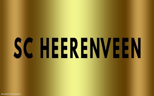 Gouden SC Heerenveen wallpaper
