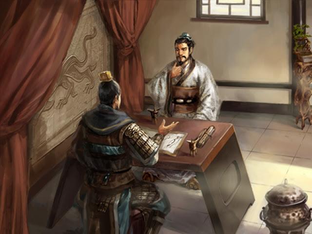 Chapter 12 : Tao Qian Thrice Offers Xuzhou To Liu Bei; Cao Cao Retakes Yanzhou From Lu Bu.