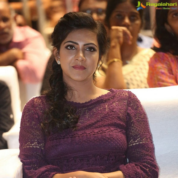 Madonna Sebastian latest photos from Premam audio release
