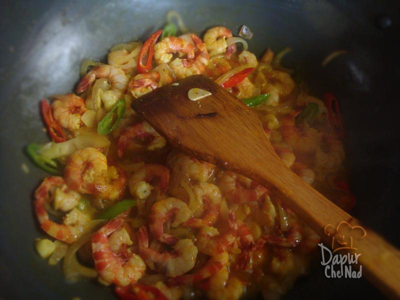 resepi udang goreng kunyit  kentang resepi udang goreng kunyit youtube Resepi Ikan Tenggiri Jeruk Enak dan Mudah