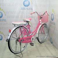 City Bike Evergreen R1 Butterfly 26 Inci