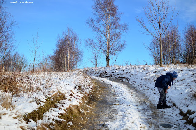 Zima w okolicy Jeleniej Góry