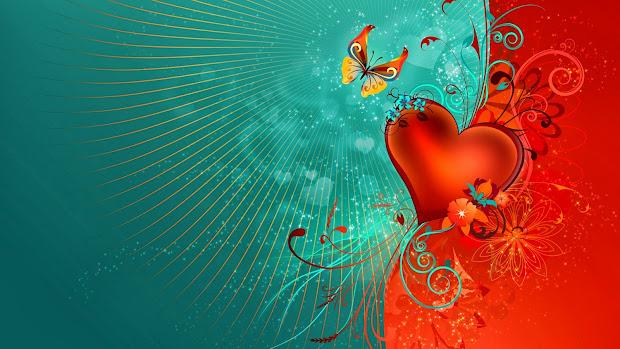 Hd Wallpapers Desktop Heart